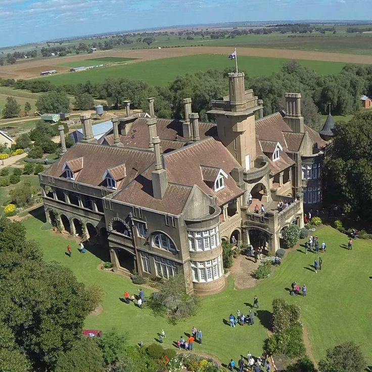 Iandra Castle Greenethorpe - near Young