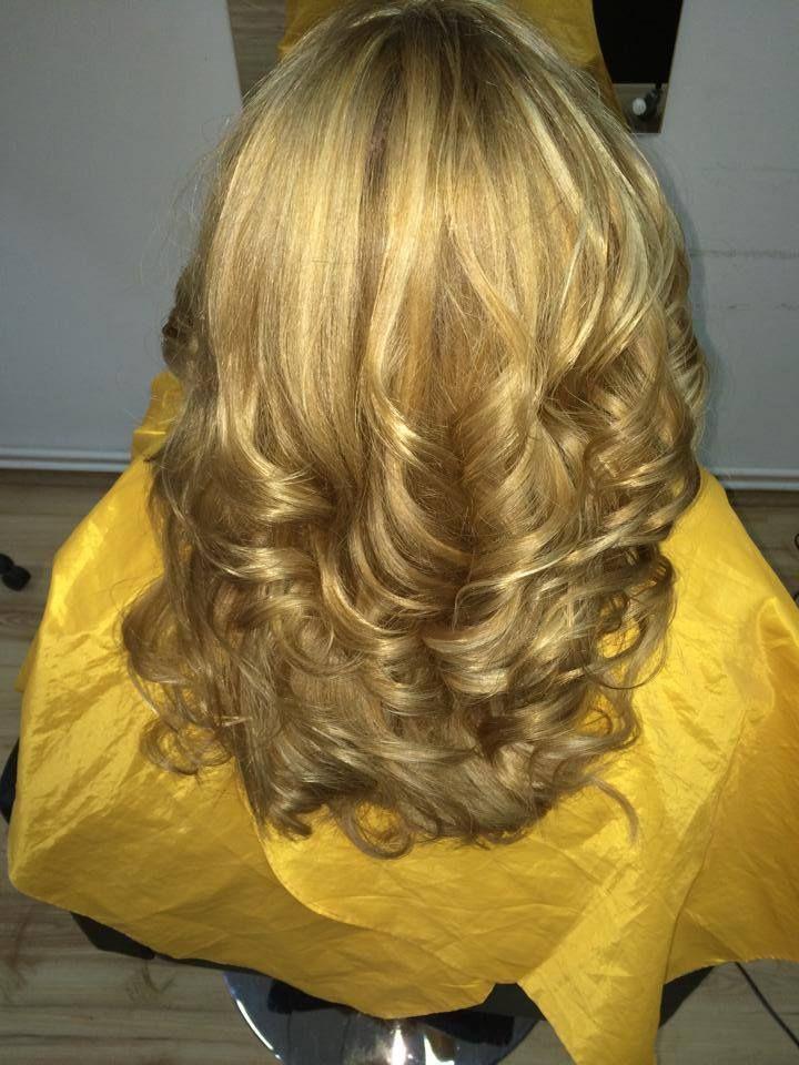 Blond natural! Suvite si vopsit! www.studiobianca.ro 0747-592.395