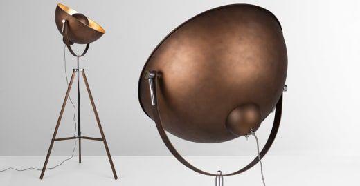 Chicago Stehlampe ► Entdecke moderne Designmöbel jetzt bei MADE.