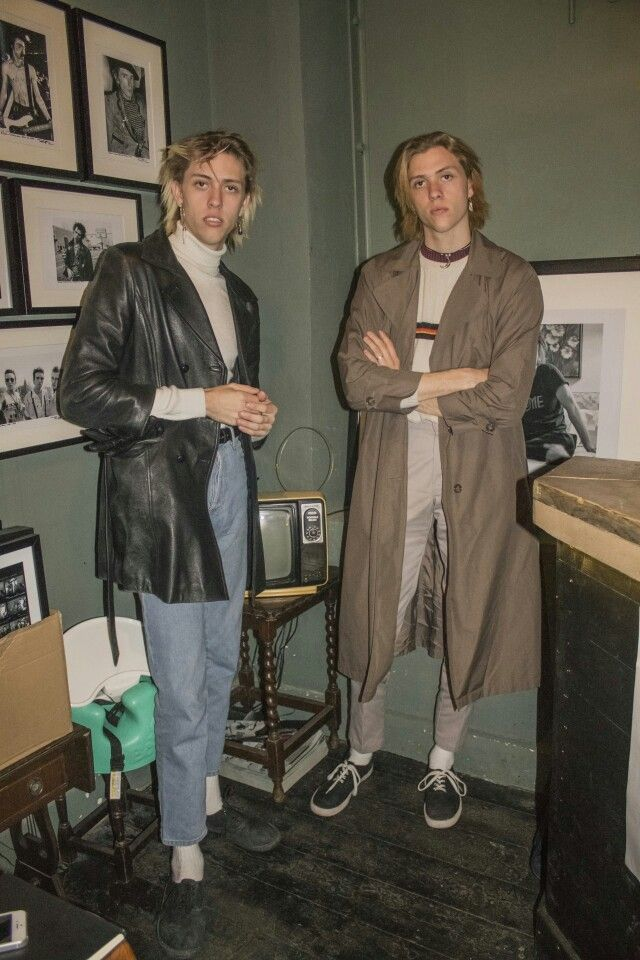 Fletcher and Wyatt Shears