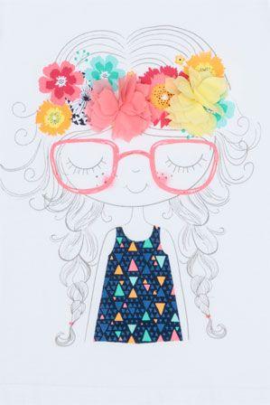 Grosses lunettes carrées coiffure tresses