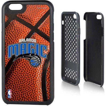 Orlando Magic Basketball Design Apple iPhone 6 Rugged Case by Keyscaper