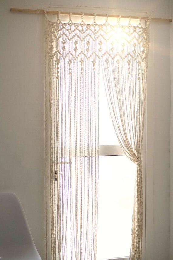 22 Como hacer cortinas a mano