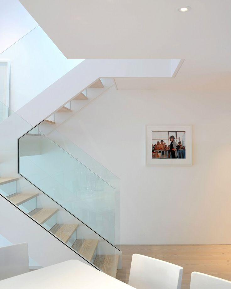 home interior design stairs%0A Scandinavian Styled Interiors Brighten An Elegant London Home