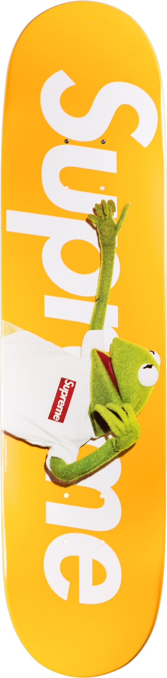 "Terry Richardson x Supreme ""Kermit"""