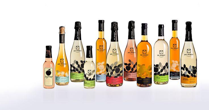 Venez nous rendre visite! Prenez le temps de déguster et comparer les goûts et les arômes variés des cidres du Minot. Profitez-en pour vous procurer quelques bonnes bouteilles sur place.