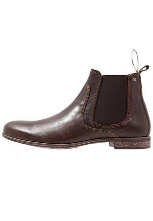 CUMBERLAND - Støvletter - brown