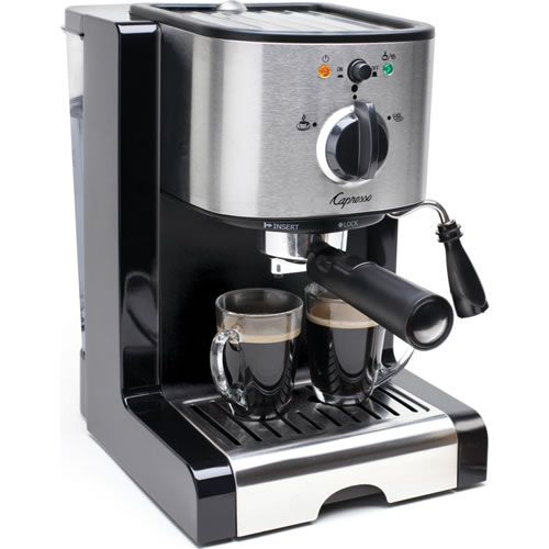 Jura-Capresso EC100 Pump Espresso and Cappuccino Maker