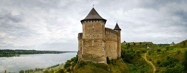 Its castles are intimidatingly charming.