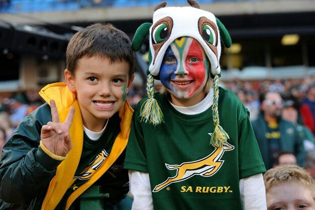 Proudly South African #Springboks