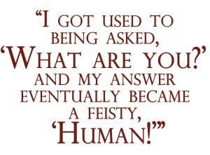 People do still ask me this, this is soo going to be my new answer!! lol