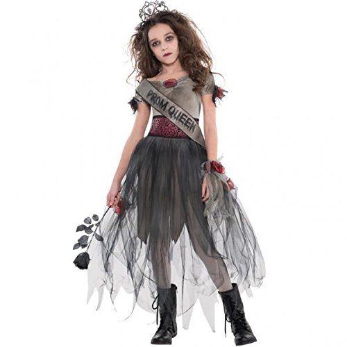 Déguisement enfant Reine Du Bal Zombie Halloween - Taille 14-16 ans Halloween http://www.amazon.fr/dp/B00DQRWYGM/ref=cm_sw_r_pi_dp_EmSgwb05TFX9B