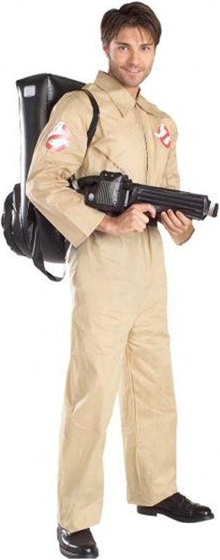 This superb Ghostbusters outfit will make any 80's themed party go with a bang, priced at only £33.95 (Discount available for multiple purchases)