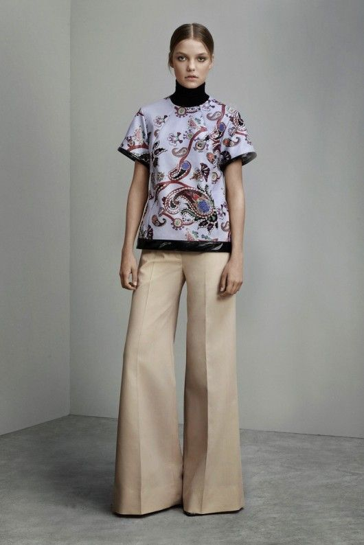 Mary Katranzou Pre-Fall 2015 (2)  - Shows - Fashion