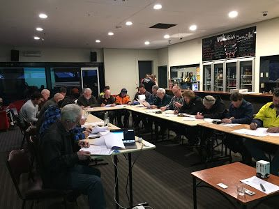 Laticrete Australia Conversations: Great Turn Out for Waterproof Training!