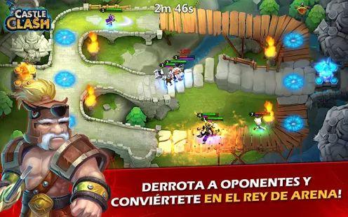 Castle Clash: Era de Leyendas: miniatura de captura de pantalla