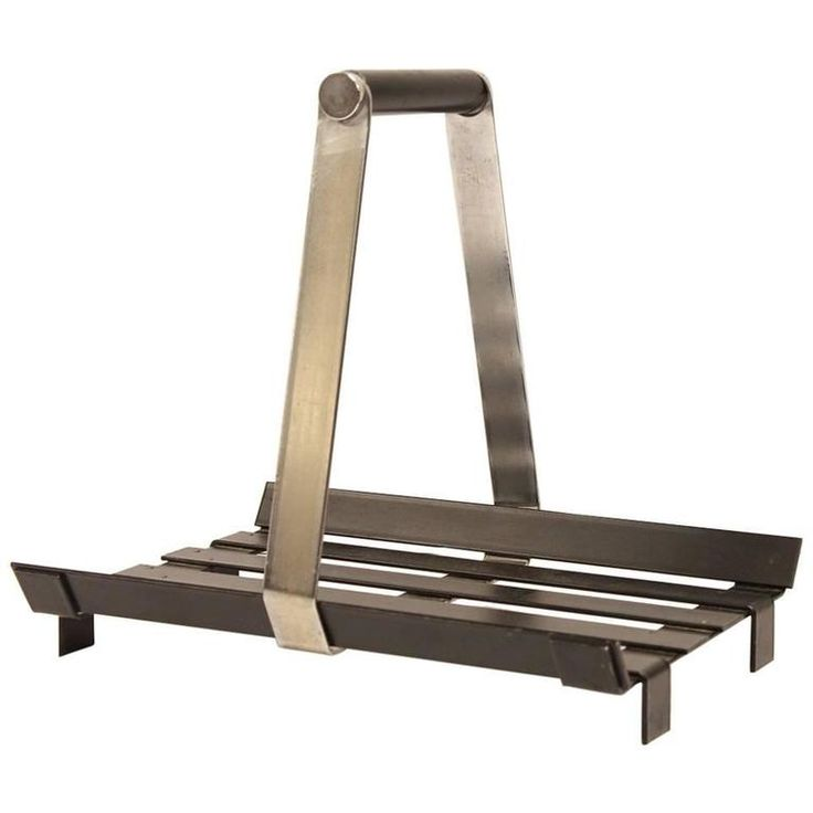 Midcentury Magazine Rack Holder | From a unique collection of antique and modern magazine racks and stands at https://www.1stdibs.com/furniture/more-furniture-collectibles/magazine-racks-stands/