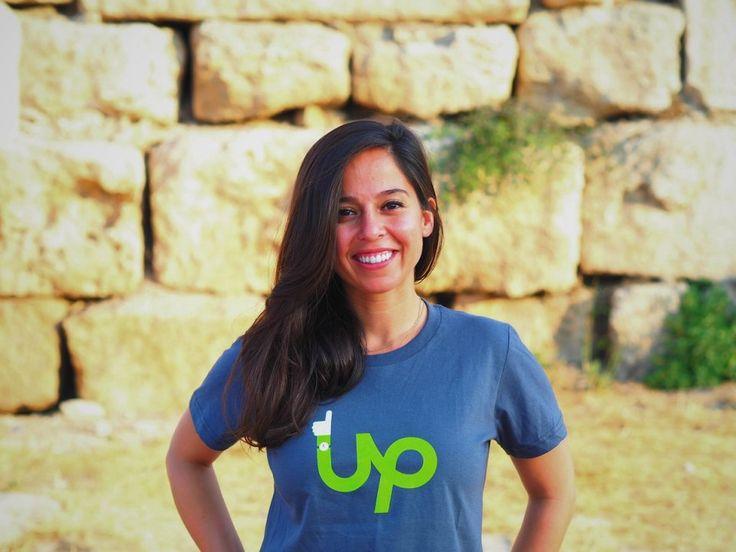 A woman created a stunning CV to land her dream tech job