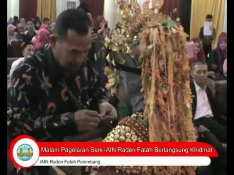 Pagelaran Seni IAIN Raden Fatah Berlangsung Khidmat