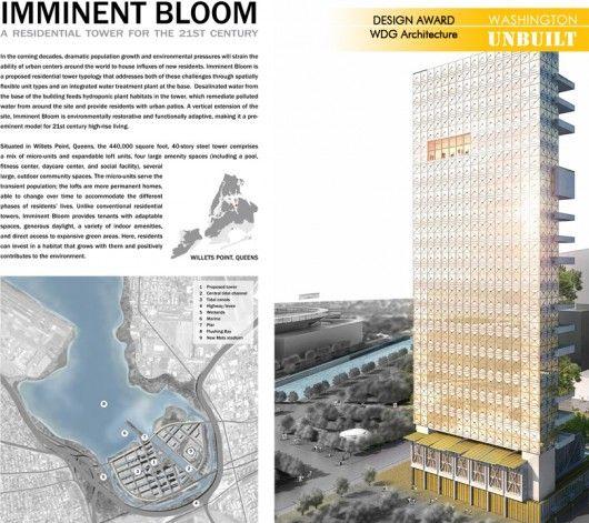 AIA|DC Unbuilt Award Winner  Architecture presentation.
