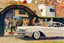 1959 - Welcome Old Grads puzzle in Cars & Bikes jigsaw puzzles on TheJigsawPuzzles.com. Play full screen, enjoy Puzzle of the Day and thousands more.