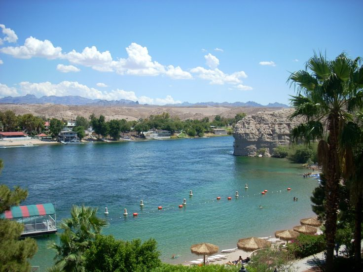 Laughlin, NV - The River. Wonderful memories with my mother relaxing on the banks of this River. :)