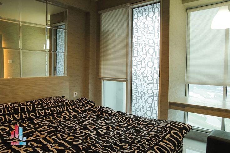 Interior Design Project at Tifolia Apartement