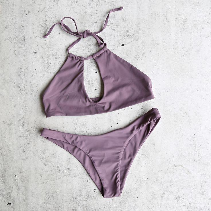 lexi x alexis top / bottom bikini separates