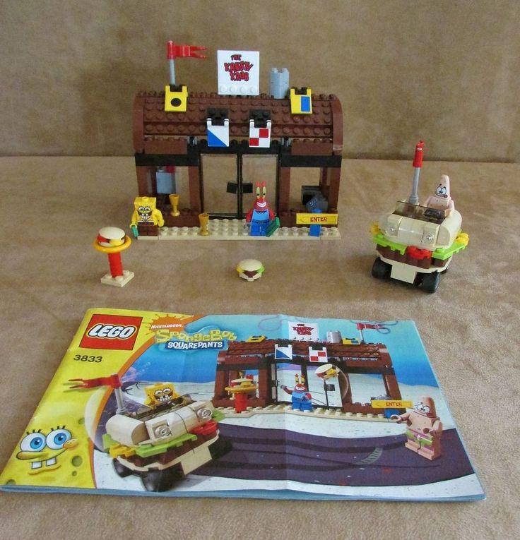 Lego Krusty Krab Instructions 89289 Movieweb