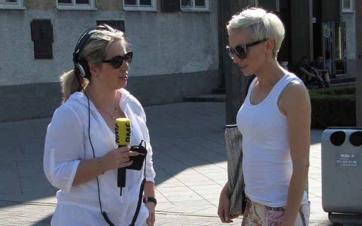 Przebojowa Trasa RMF FM - ANIA WYSZKONI