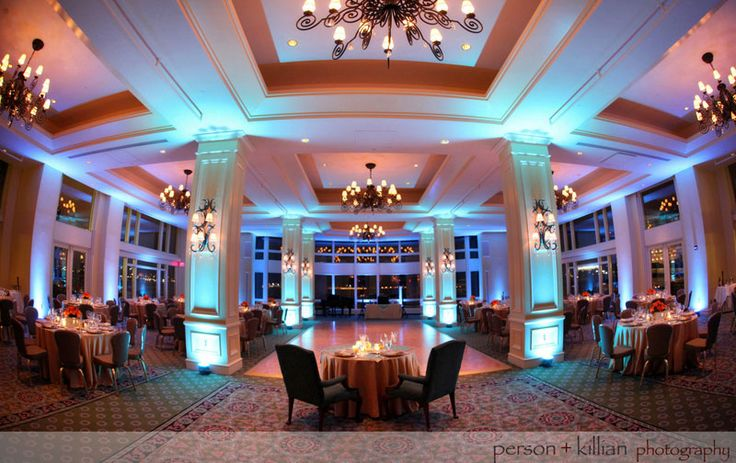 Ideas for uplighting placement.  Trying to tackle DIY lighting for wedding reception.