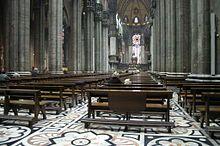 Milan Cathedral - Wikipedia, the free encyclopedia