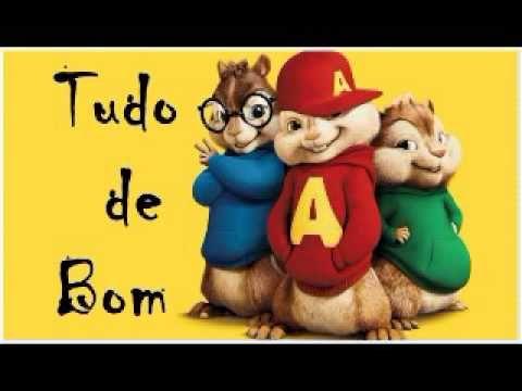 Alvin e os esquilos - Tudo de Bom - Mc Livinho
