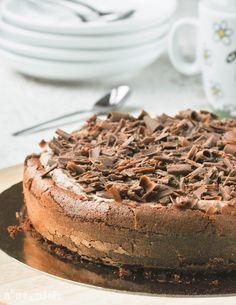 Tarta de mousse de chocolate | L'Exquisit