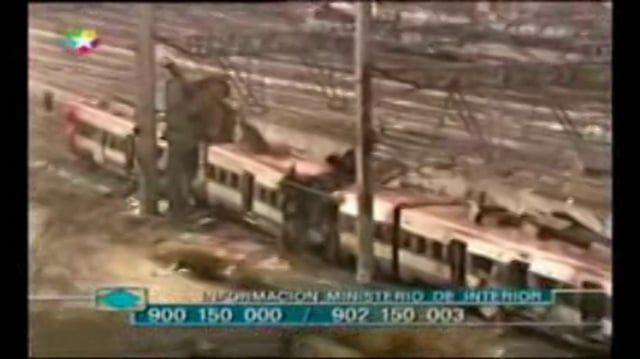 Publicado el 7/03/2013 Algunos detalles empíricos acerca del atentado criminal perpetrado por los grandes y célebres parásitos de la humanidad a través de uno de sus brazos ejecutores conocido como OTAN. El evento sucede el 11 de Marzo de 2004 en la Estación de Atocha de Madrid.  http://youtu.be/hcV_HmUJ-fg