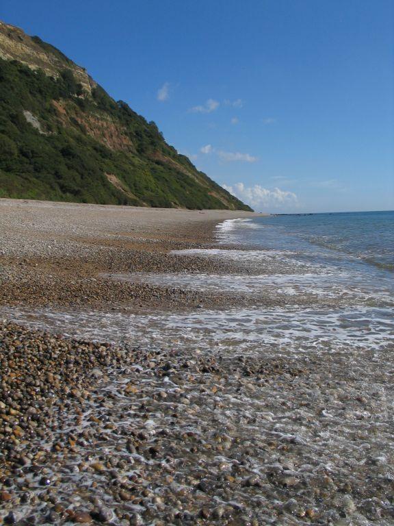 Weston Beach, East Devon © National Trust