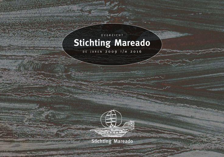 Cover brochure Mareado 2009-2016
