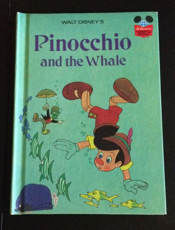 pinocchio whale coloring pages - photo#36