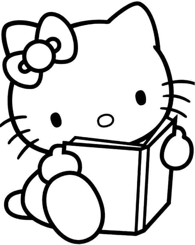 Coloring Pages For Kid Easy Little Kid Coloring Pages Print Impressive Hello Kitty Coloring Kitty Coloring Easy Coloring Pages