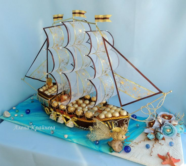 Gallery.ru / Фото #9 - Корабли, лодочки. - alena-vesna