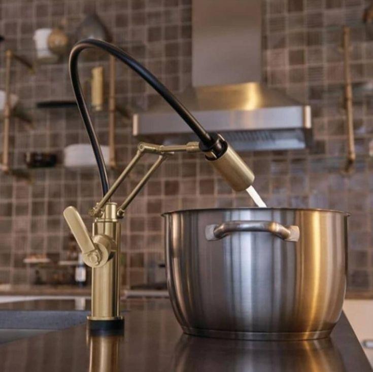 Brizo Smart Touch Kitchen Faucet Reviews