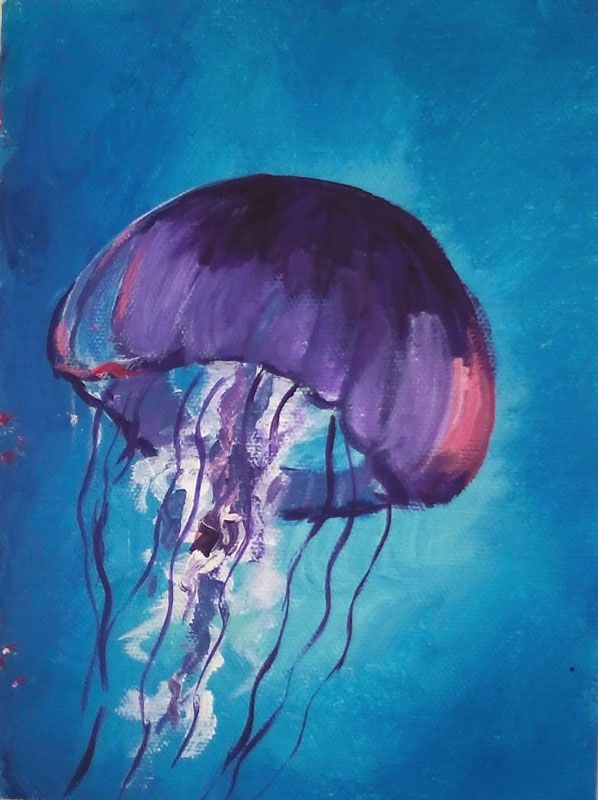 The 25 Best Underwater Painting Ideas On Pinterest