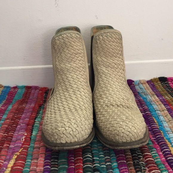 Farylrobin Free People Boots Farylrobin Free People boots, lightly worn Free People Shoes Ankle Boots & Booties