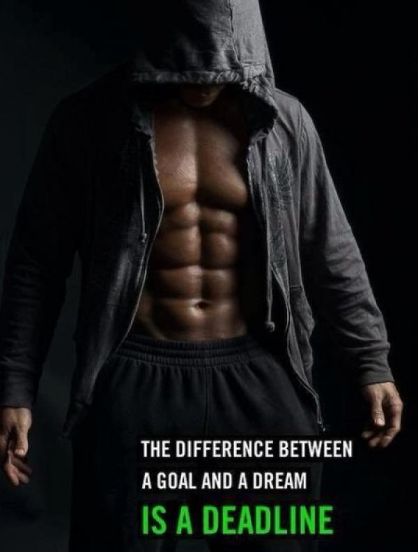 Fitness Quotes: Motivational Fitness Quotes for Men*Images courtesy: © 619 fit guy