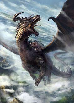 Dragon in Flight_Gerezon