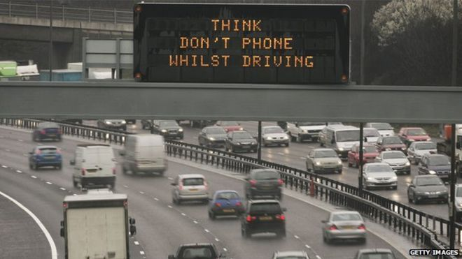 #Young_People are more likely to use their mobile phones while #Driving than older motorists, a survey suggests. #Drive_Dynamics