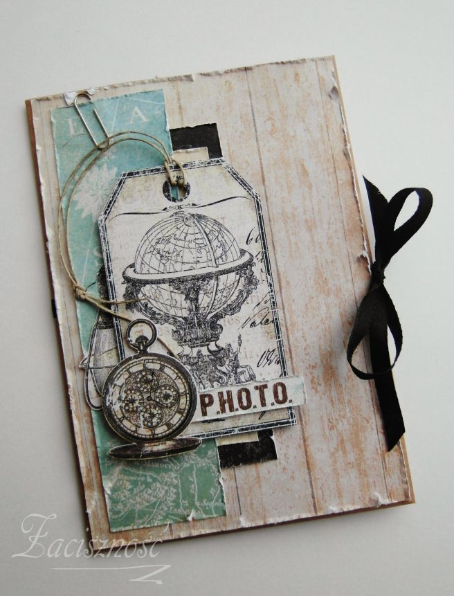 Etui z kopert na zdjęcia #forphotos