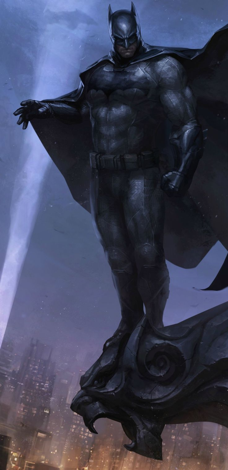 Batman - Jeehyung Lee