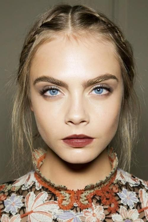 how to get darker eyebrows without makeup