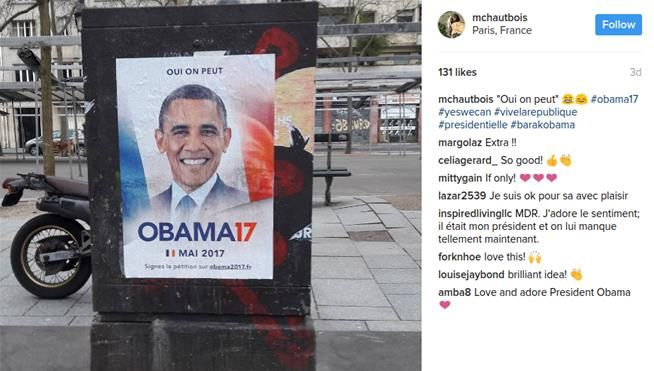 Now That US Is Done With Obama, French May Want Him | Newser Mobile